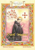 Couverture du livre « Saint Hugues ; le soleil de Cluny » de Mauricette Vial-Andru et Ines De Chanterac aux éditions Saint Jude