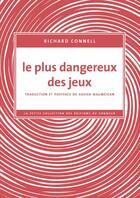Couverture du livre « Le plus dangereux des jeux » de Richard Connell aux éditions Editions Du Sonneur