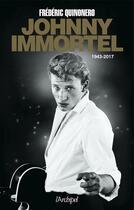 Couverture du livre « Johnny immortel » de Frederic Quinonero aux éditions Archipel