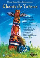 Couverture du livre « Chants de totems » de Anthologie aux éditions Argemmios