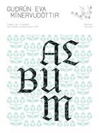 Couverture du livre « Album » de Gudrun Eva Minervudottir aux éditions Tusitala