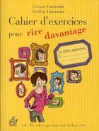 Couverture du livre « Cahier d'exercice pour rire davantage » de Cosseron C F aux éditions Esf Prisma