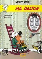 Couverture du livre « Lucky Luke T.38 ; Ma Dalton » de Rene Goscinny et Morris aux éditions Lucky Comics