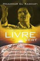 Couverture du livre « Le livre vert » de Moammar El Kadhafi aux éditions Albouraq