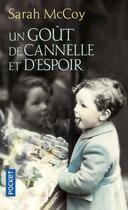 Couverture du livre « Un goût de cannelle et d'espoir » de Sarah Mccoy aux éditions Pocket
