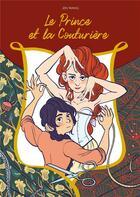 Couverture du livre « Le prince et la couturière » de Jen Wang aux éditions Akileos