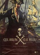 Couverture du livre « Oeil brun oeil bleu » de Tarek aux éditions Paquet