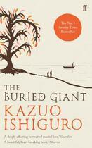 Couverture du livre « THE BURIED GIANT » de Kazuo Ishiguro aux éditions Faber Et Faber