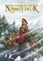 Couverture du livre « Le donjon de Naheulbeuk T.21 ; sixième saison, partie 3 » de John Lang et Marion Poinsot aux éditions Clair De Lune