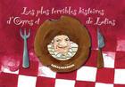 Couverture du livre « Plus Terribles Histoires D'Ogres Et De Lutins (Les) » de Gorse/Abesdris aux éditions Le Marque Pages