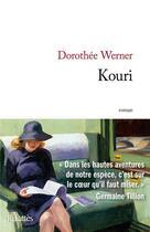 Couverture du livre « Kouri » de Dorothee Werner aux éditions Lattes