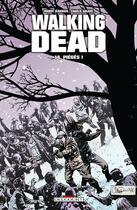 Couverture du livre « Walking dead T.14 ; piégés ! » de Charlie Adlard et Robert Kirkman aux éditions Delcourt