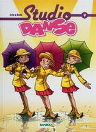 Couverture du livre « Studio danse T.9 » de Crip et Beka aux éditions Bamboo