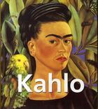 Couverture du livre « Kahlo » de Gerry Souter aux éditions Parkstone International