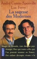 Couverture du livre « La Sagesse Des Modernes » de Luc Ferry et Andre Sponville aux éditions Pocket