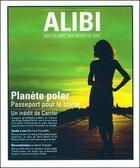 Couverture du livre « ALIBI N.7 ; passeport pour le crime : un tour du monde de la planète polar » de Collectif aux éditions Ayoba