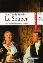 Couverture du livre « Le souper » de Jean-Claude Brisville aux éditions Hatier