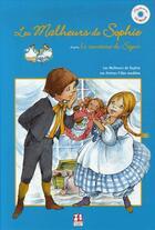 Couverture du livre « Mes Jolis Contes Les Malheurs De Sophie » de Arielle Dombasle aux éditions Sbbs