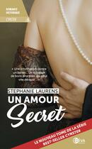 Couverture du livre « Cynster T.5 ; un amour secret » de Stephanie Laurens aux éditions Diva