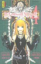 Couverture du livre « Death note t.4 » de Ohba/Obata aux éditions Kana