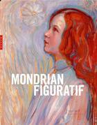 Couverture du livre « Mondrian figuratif » de Marianne Mathieu aux éditions Hazan