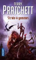 Couverture du livre « Strate-à-gemmes » de Terry Pratchett aux éditions Pocket