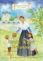 Couverture du livre « Sainte Jeanne Delanoue » de Mauricette Vial-Andru aux éditions Saint Jude