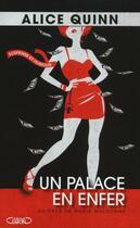 Couverture du livre « Un palace en enfer » de Alice Quinn aux éditions Michel Lafon