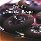 Couverture du livre « Txocolate chocolat basque » de Julie Daurel aux éditions Quai Rouge