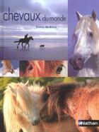 Couverture du livre « Chevaux Du Monde » de Susan Mcbane aux éditions Nathan