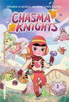 Couverture du livre « Chasma knights » de Boya Sun et Kate Reed Petty aux éditions Kinaye