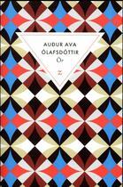 Couverture du livre « Ör » de Audur Ava Olafsdottir aux éditions Zulma