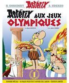 Couverture du livre « Astérix aux jeux olympiques » de Rene Goscinny et Albert Uderzo aux éditions Hachette