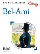 Couverture du livre « Bel-ami » de Guy de Maupassant et Guillaume Duez aux éditions Gallimard
