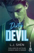 Couverture du livre « Dirty devil » de L. J. Shen aux éditions Harlequin