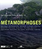 Couverture du livre « LES CAHIERS DE L'ECOLE DE BLOIS T.16 ; métamorphoses » de Collectif aux éditions La Villette