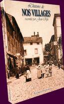 Couverture du livre « L'histoire de nos villages racontée par Jean Rifa t.1 et 2 ; coffret » de Jean Rifa aux éditions Alliance Editions