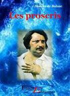 Couverture du livre « Les proscris » de Honoré De Balzac aux éditions Thriller Editions