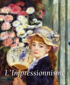 Couverture du livre « Coffret Impressionnisme & Le Post-Impressionnisme » de Nathalia Brodskaia aux éditions Parkstone International