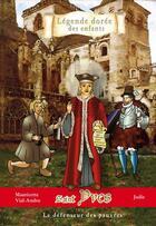 Couverture du livre « Saint Yves » de Mauricette Vial-Andru et Judie aux éditions Saint Jude