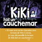Couverture du livre « Kiki fait un cauchemar » de Vincent Malone et Jean-Louis Cornalba aux éditions Seuil Jeunesse