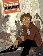 Couverture du livre « L'enfant maudit T.1 ; les tondues » de Laurent Galandon et Arno Monin aux éditions Bamboo