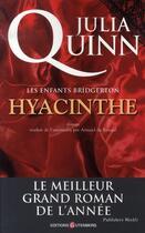 Couverture du livre « Hyacinthe » de Julia Quinn aux éditions Gutenberg