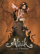 Couverture du livre « Alisik t.1 ; automne » de Hubertus Rufledt et Helge Vogt aux éditions Lombard