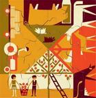 Couverture du livre « Fredun Shapur Puzzle Ferme/Farming Multi View /Francais/Anglais » de Fredun Shapur aux éditions Piqpoq