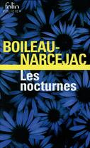 Couverture du livre « Les nocturnes » de Boileau-Narcejac aux éditions Gallimard
