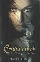Couverture du livre « Guerrière » de Marie Brennan aux éditions Eclipse
