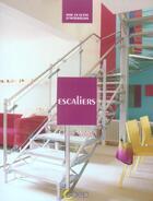 Couverture du livre « Escaliers » de Claude Mahieu aux éditions Saep