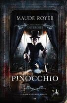Couverture du livre « Pinocchio » de Maude Royer aux éditions Ada