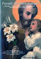 Couverture du livre « Fioretti de St Joseph » de Collectif aux éditions Ephese